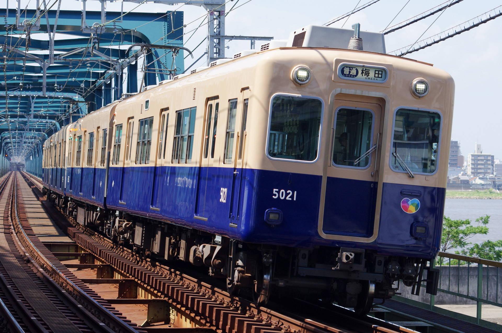 阪神 5001形5021編成