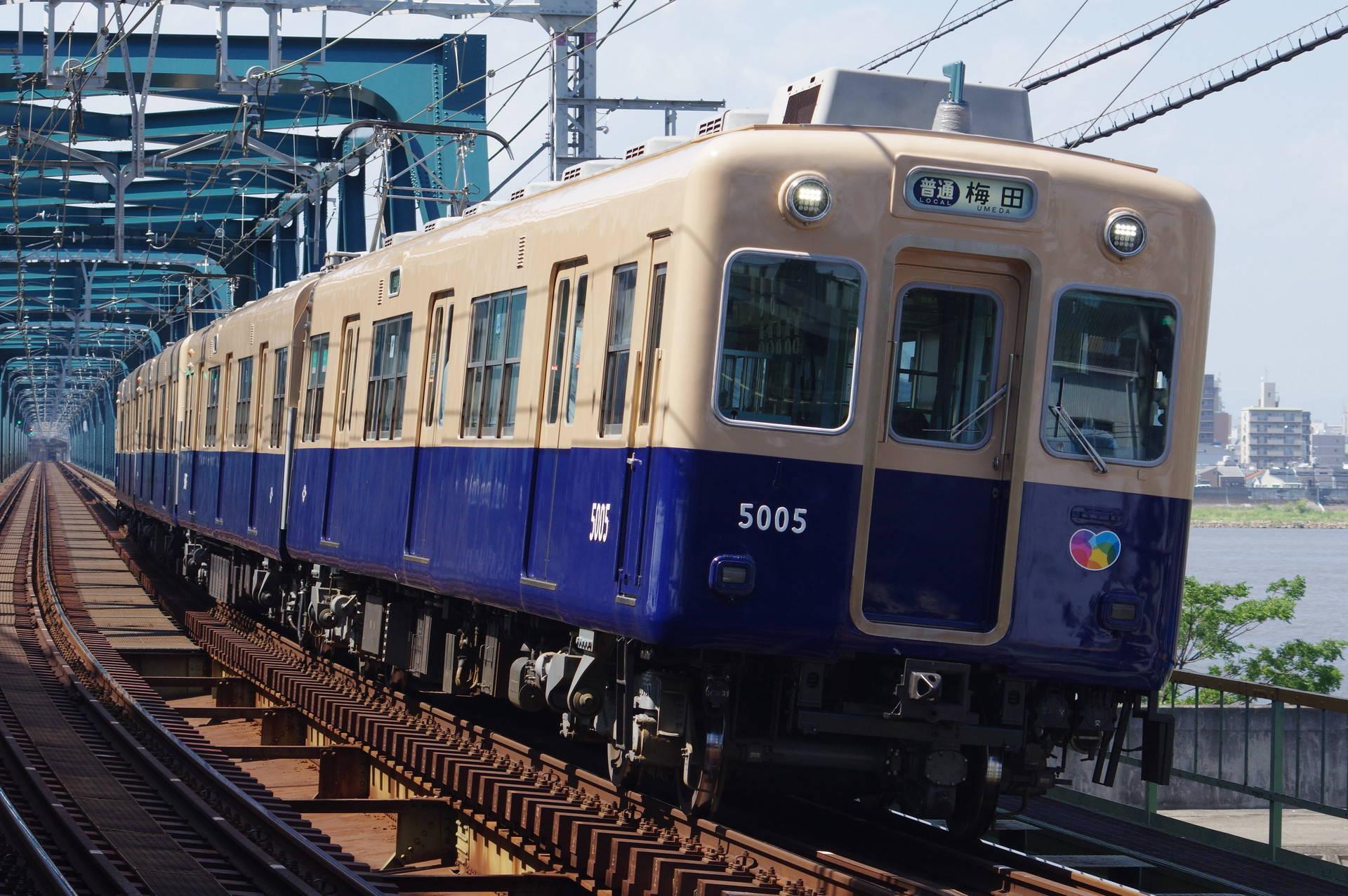 阪神 5001形5005編成