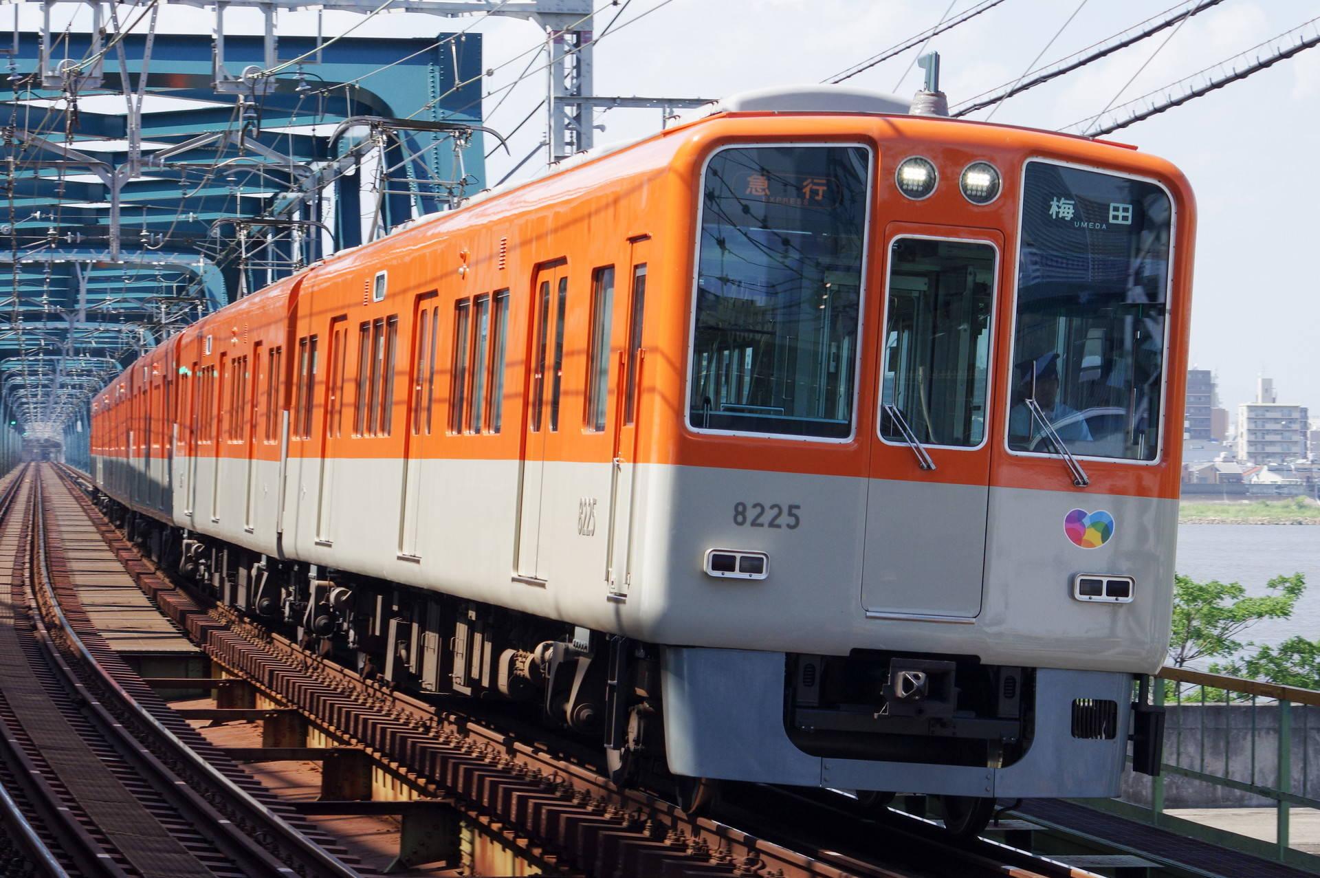 阪神 8000系8225編成