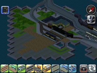 別の貨物列車が発車