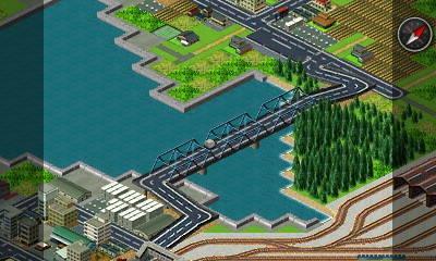 高架道路を建設