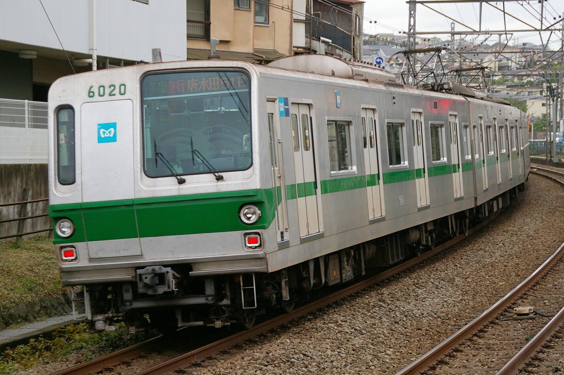 東京メトロ6000系の元写真