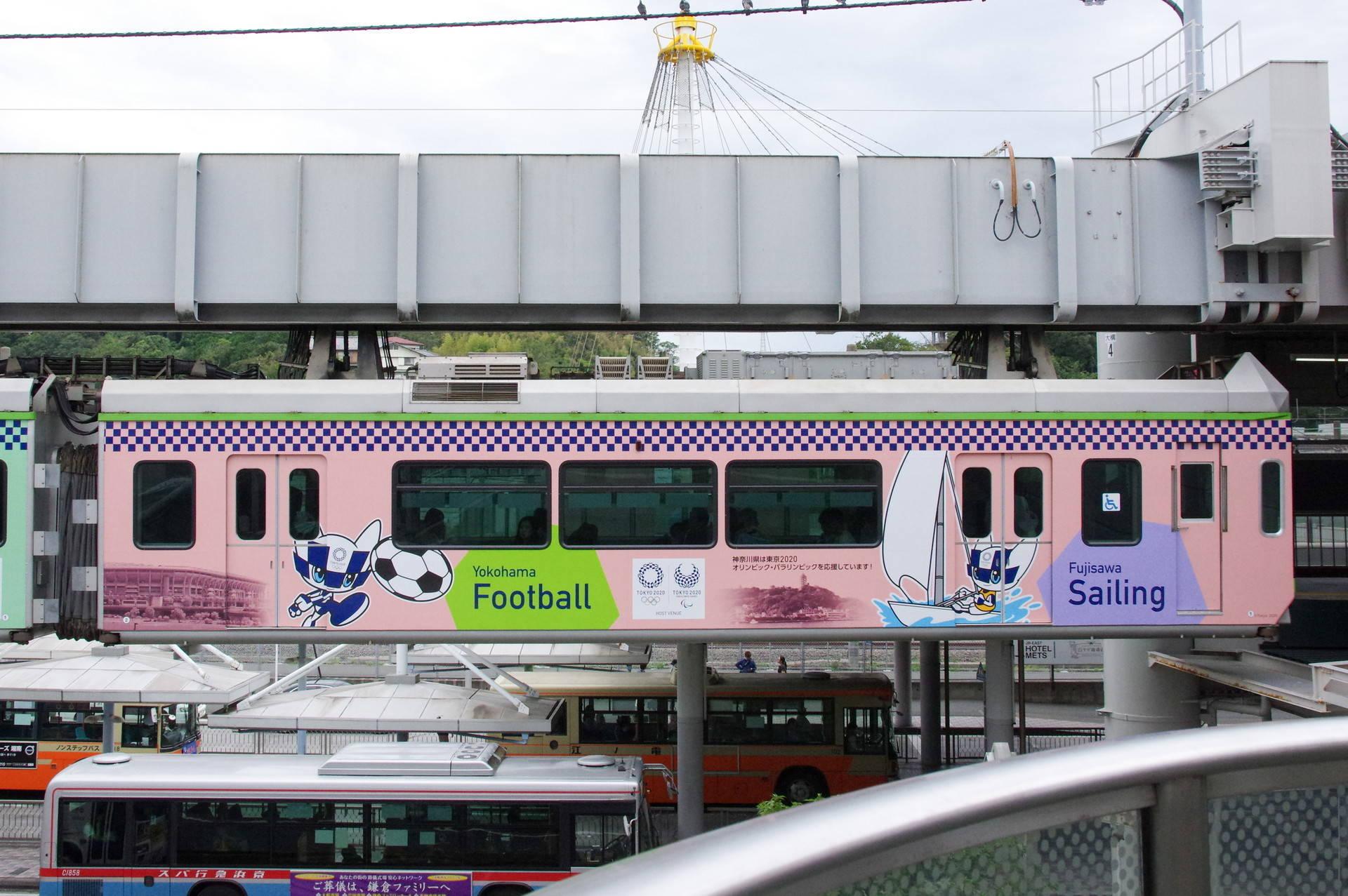 5605号車(オリパラ・東側)