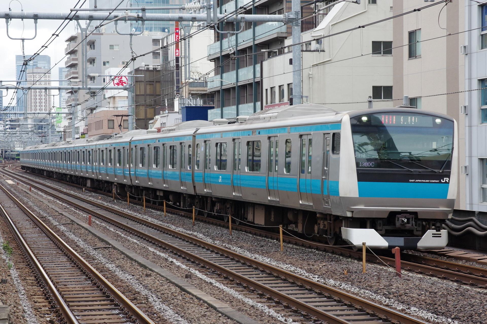 E233系1000番台 サイ170編成