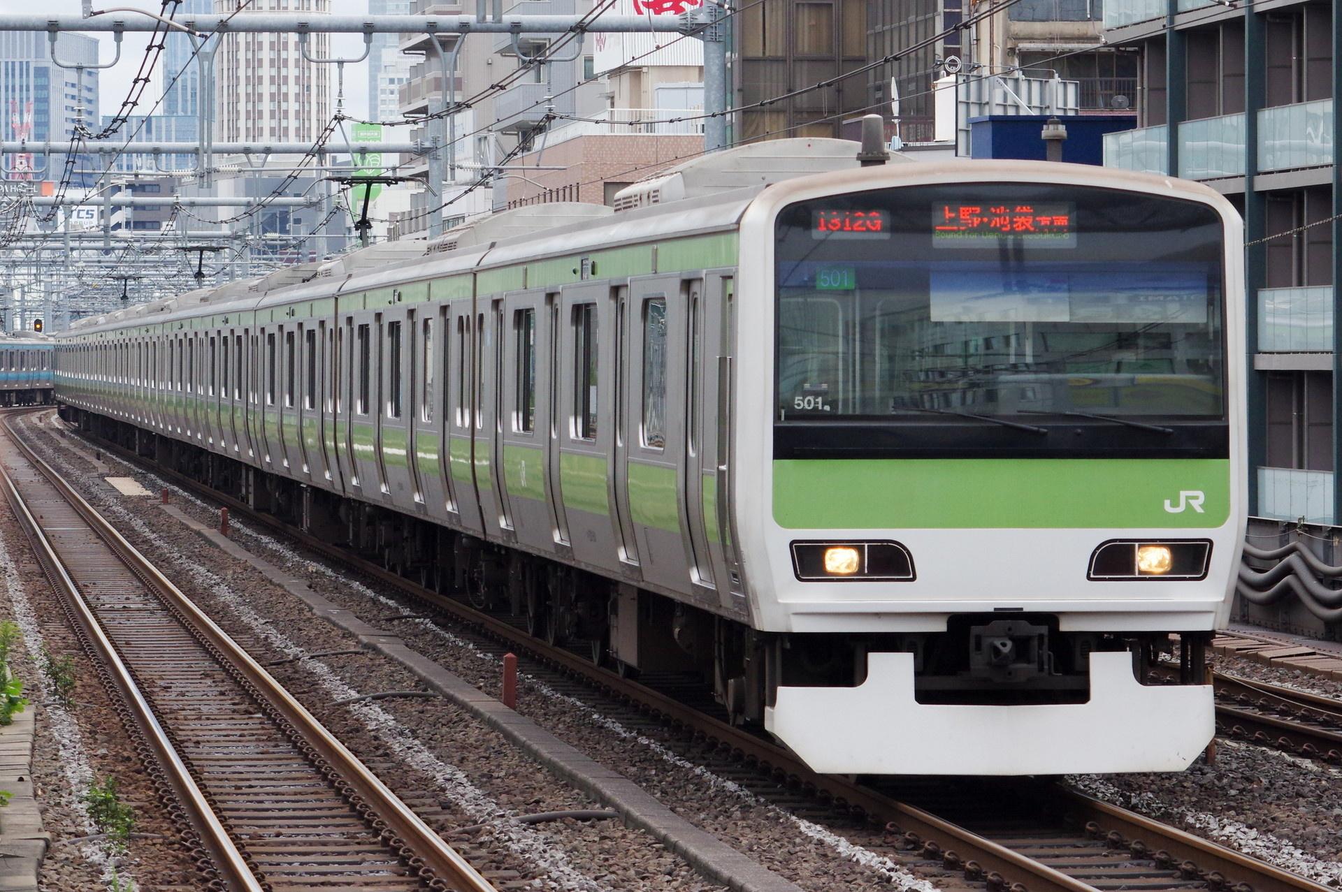E231系500番台 トウ501編成