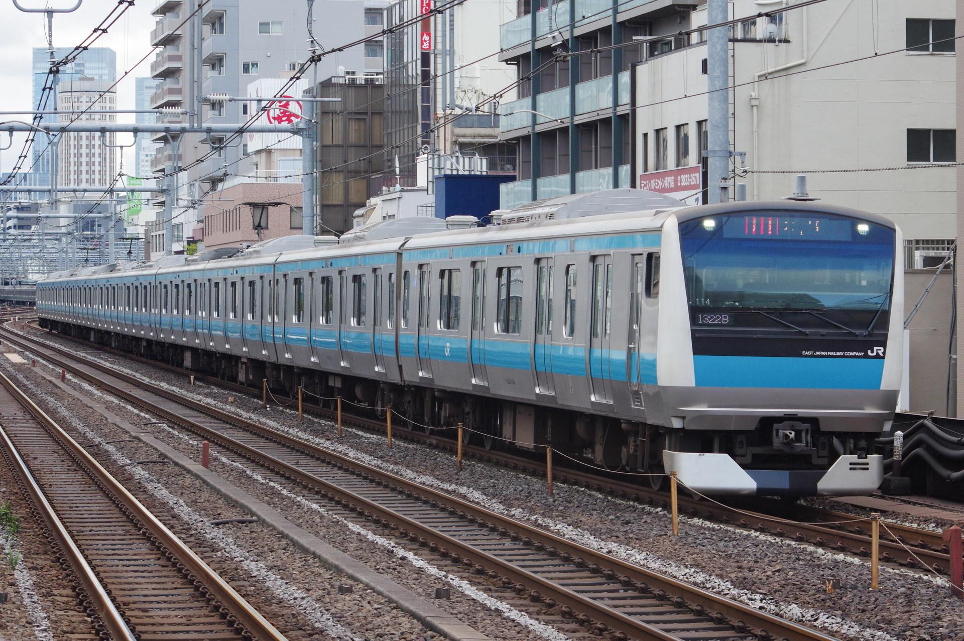 E233系1000番台 サイ114編成
