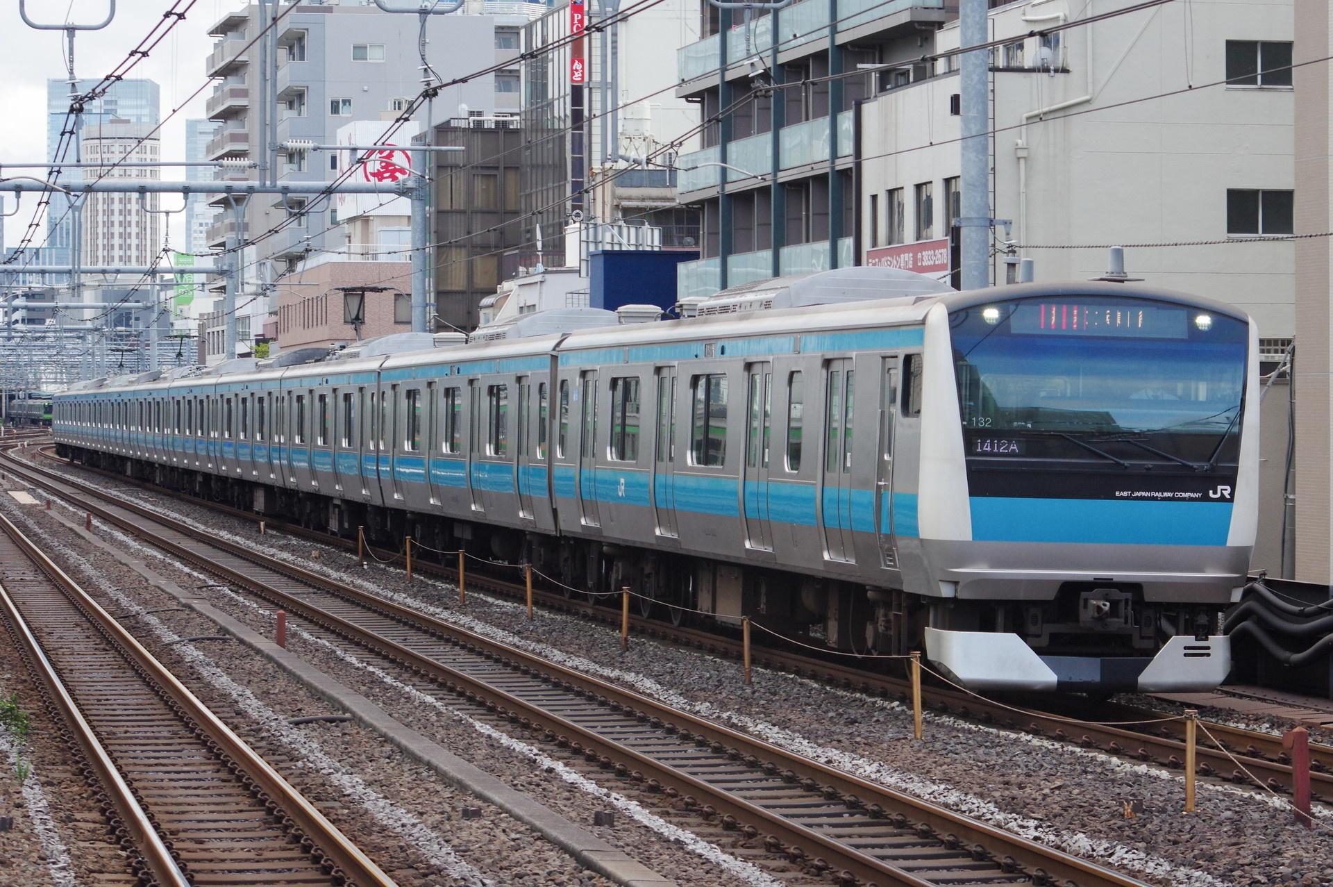E233系1000番台 サイ132編成