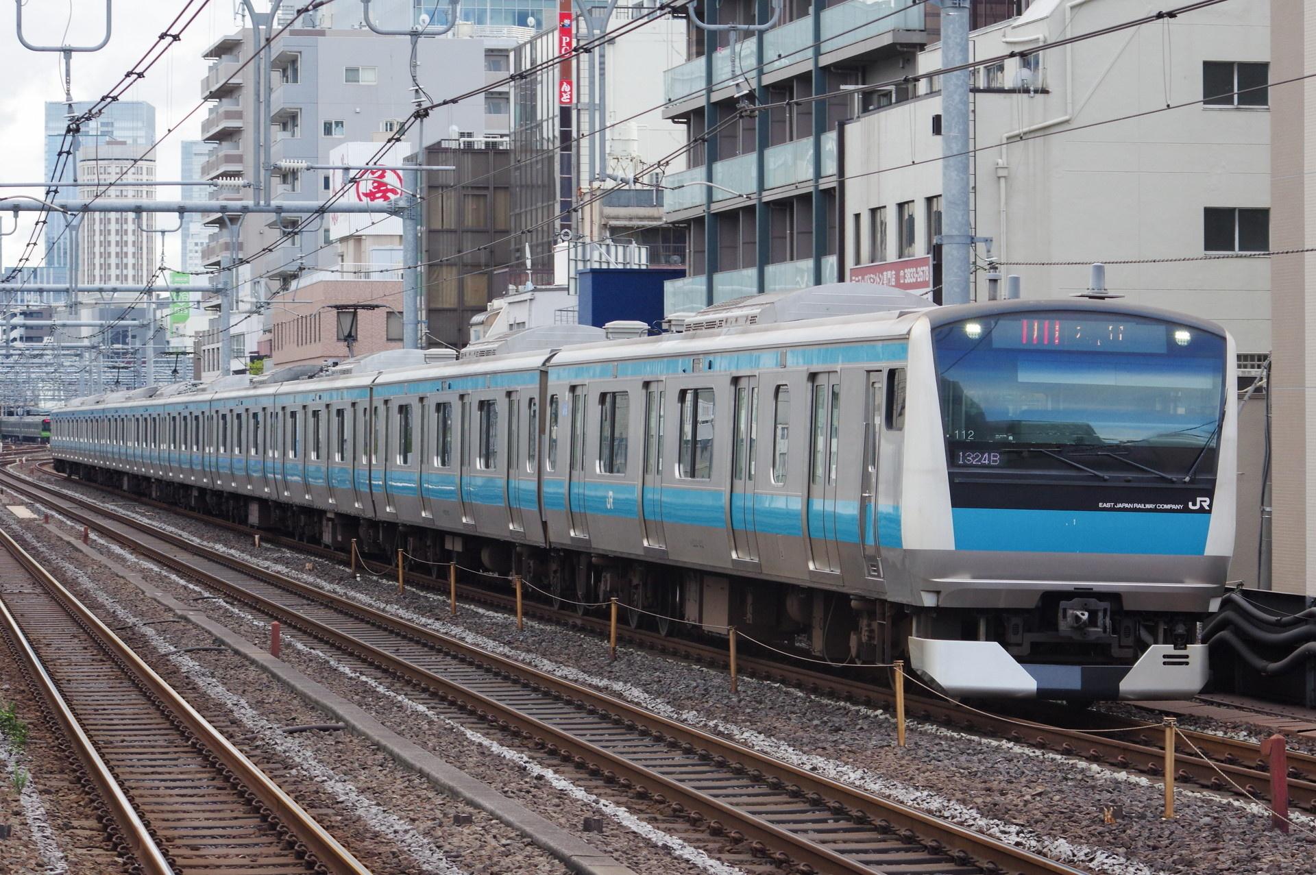 E233系1000番台 サイ112編成