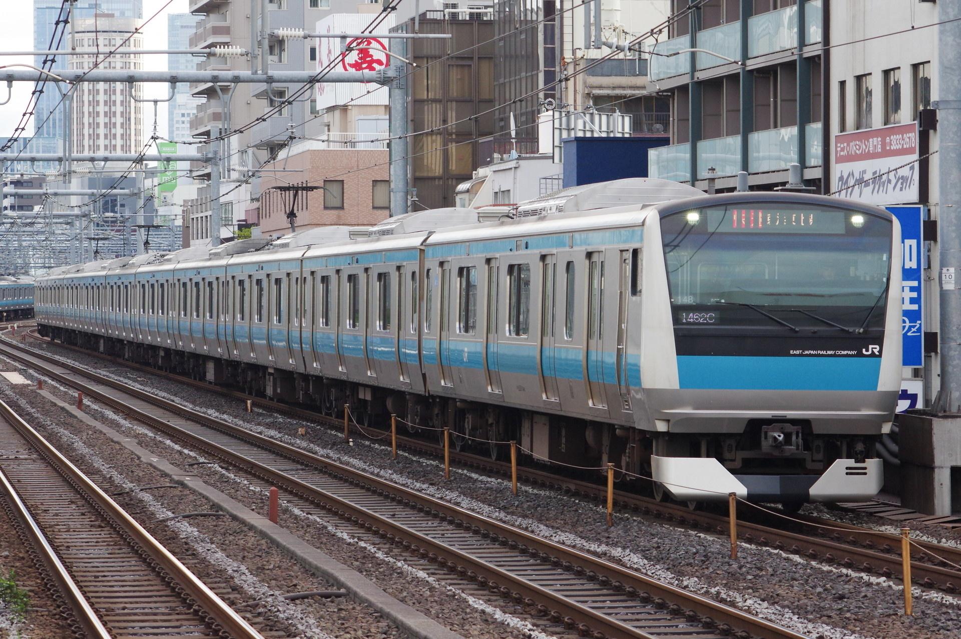 E233系1000番台 サイ148編成