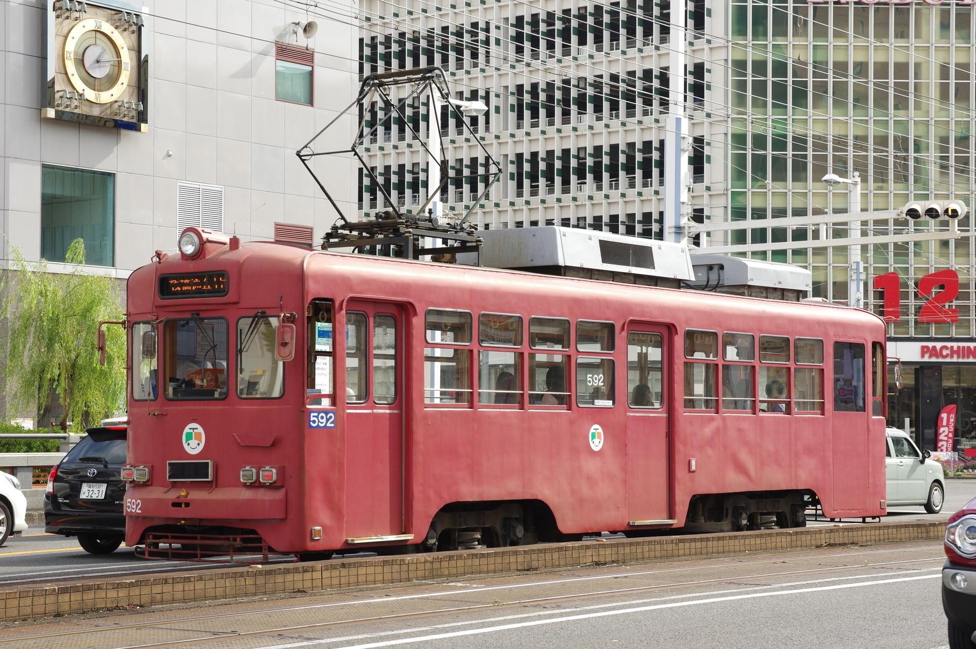 590形592号(元名鉄車)