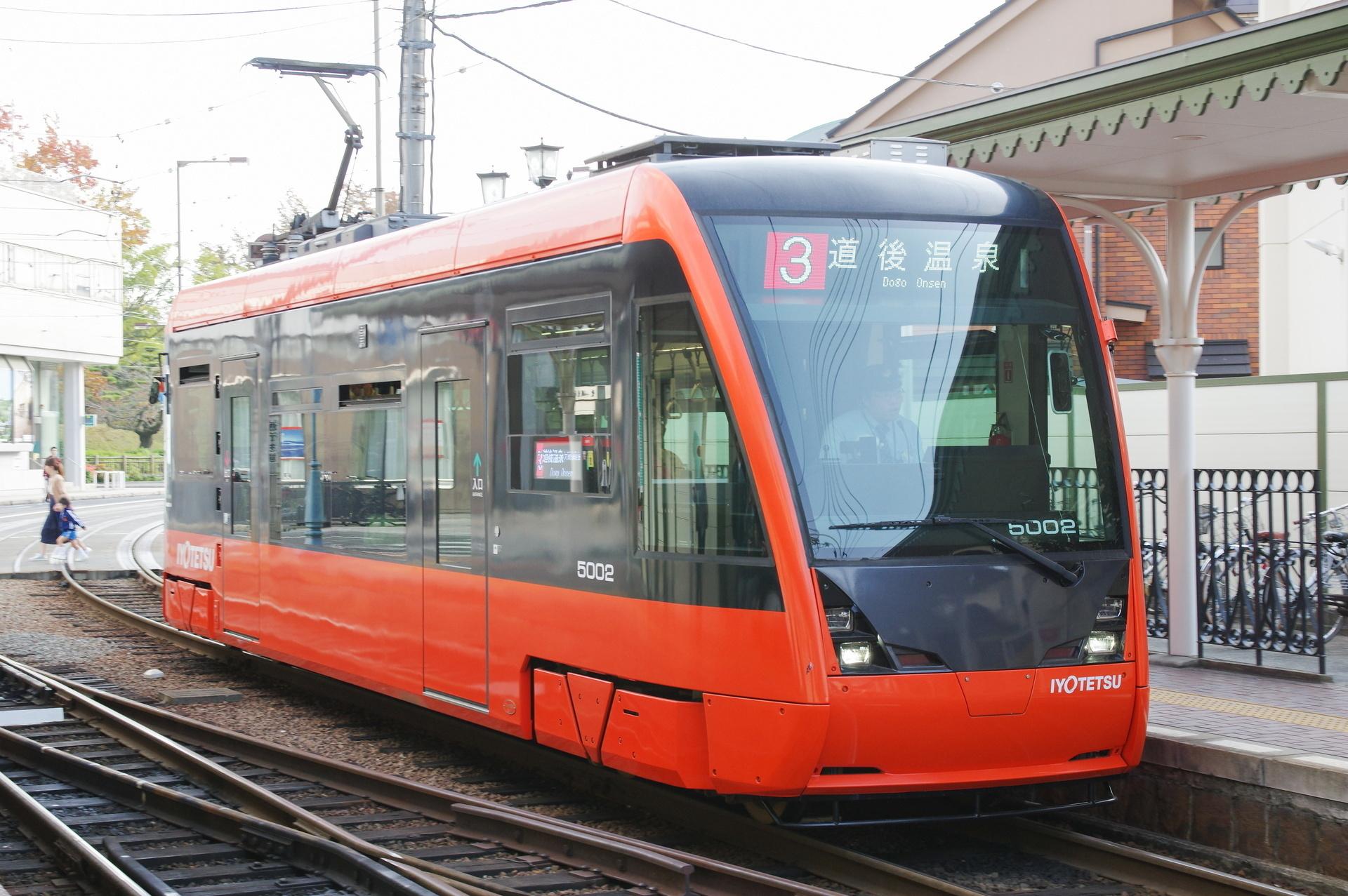 モハ5000形(5002)