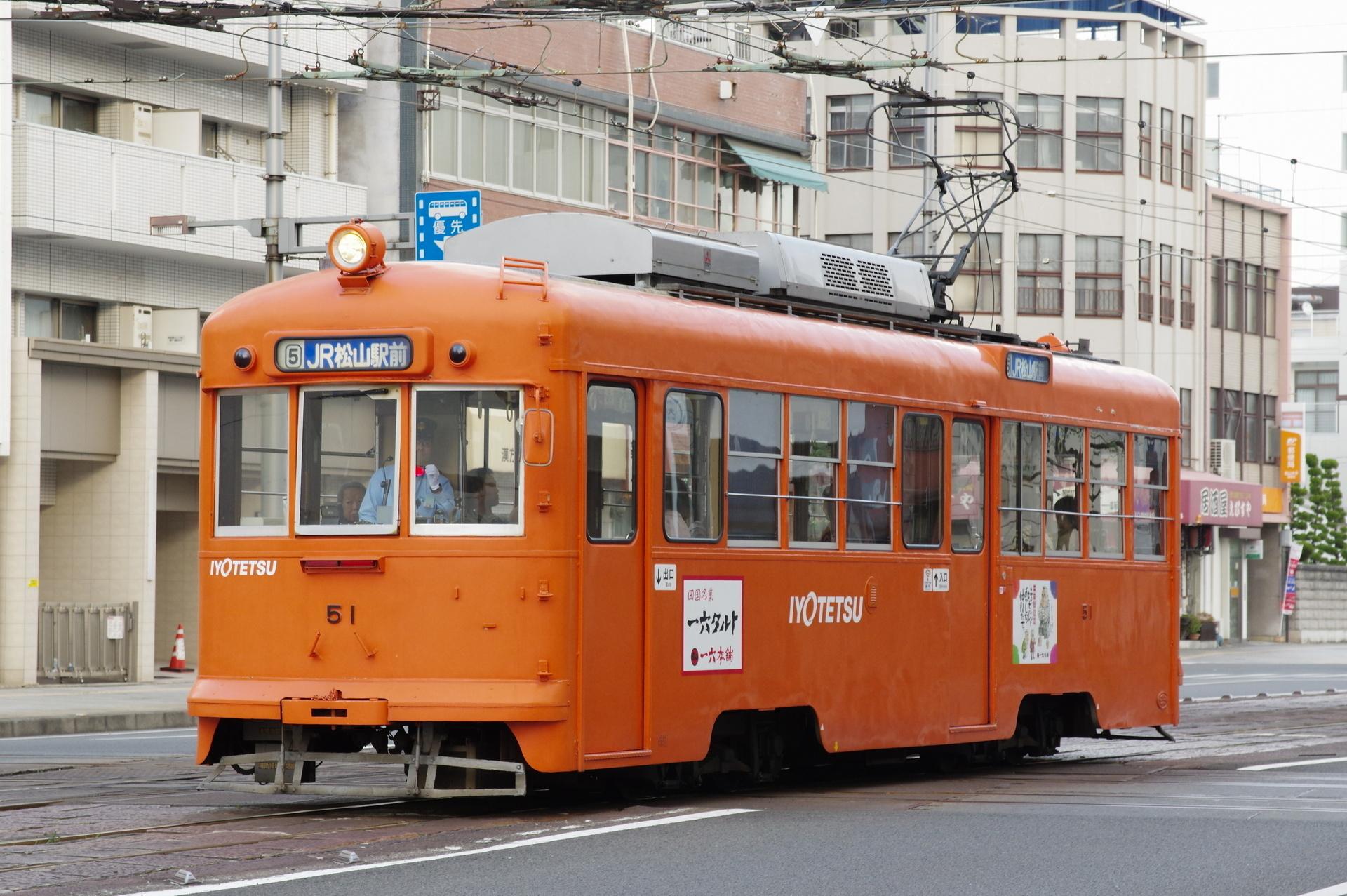 モハ51号(前期型)