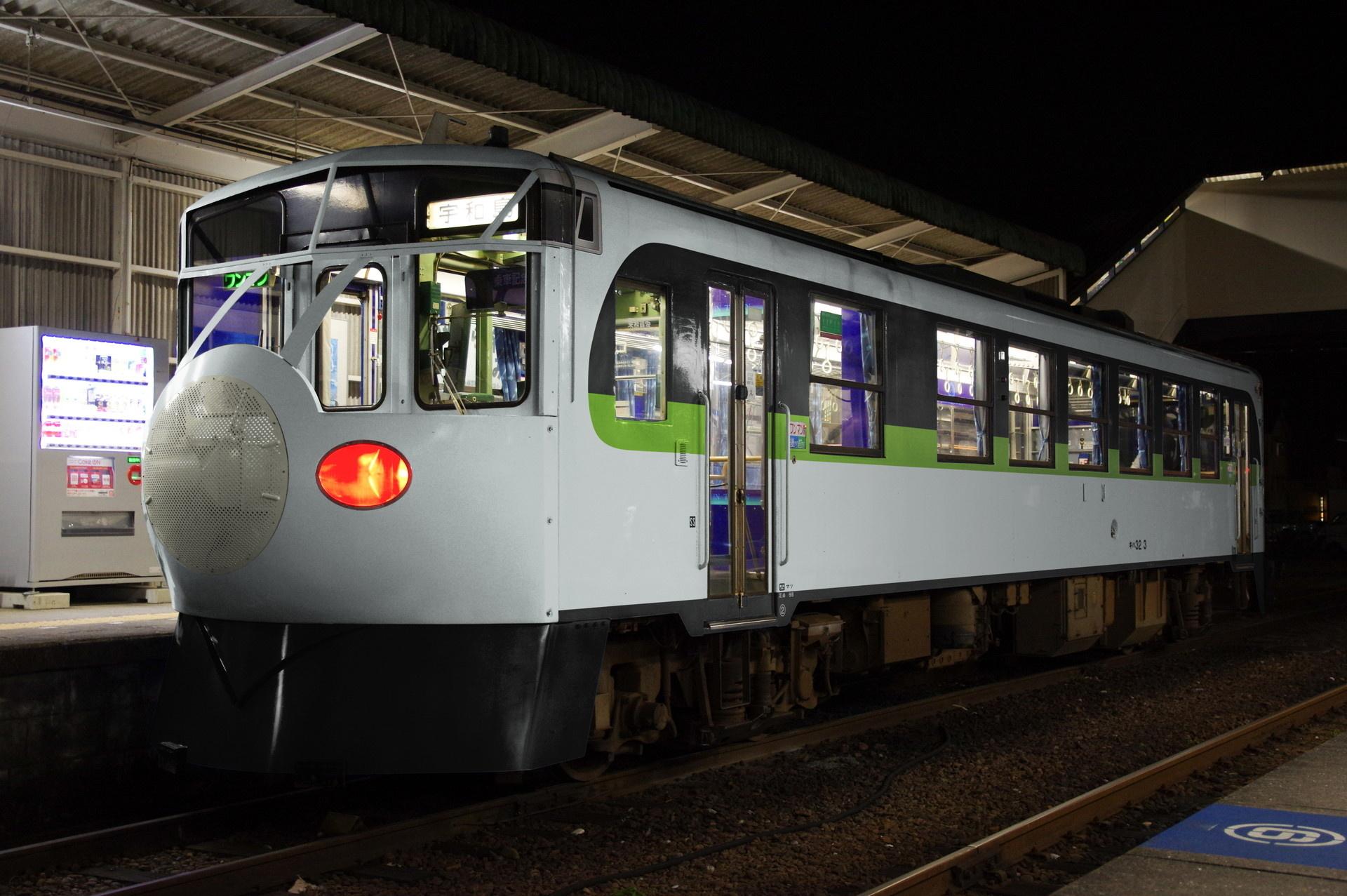 鉄道ホビートレインのウソ電(0系フレッシュグリーン色)