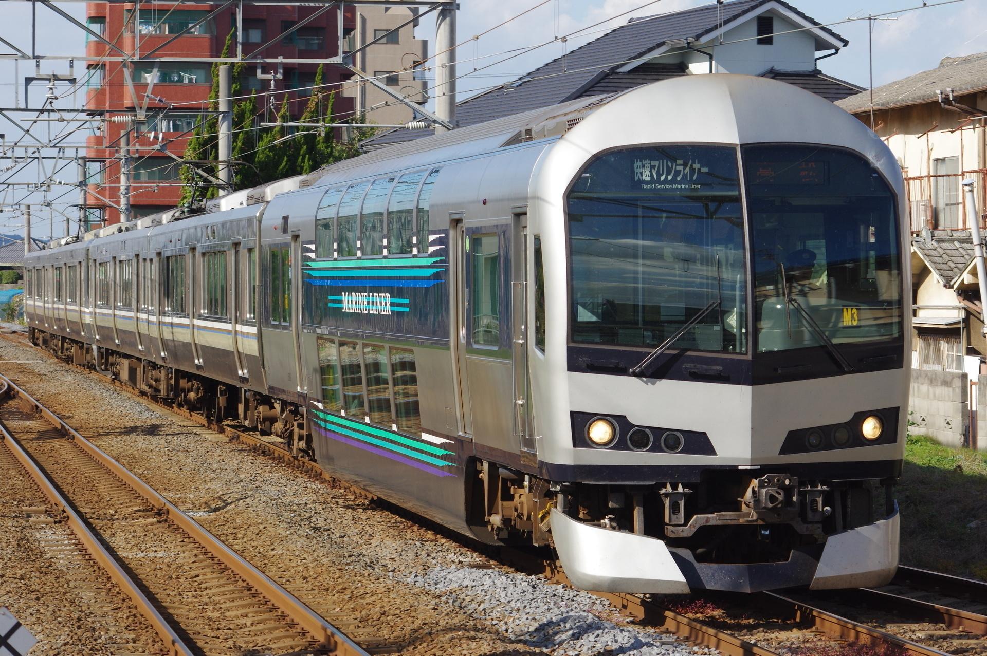 5000系 M3編成