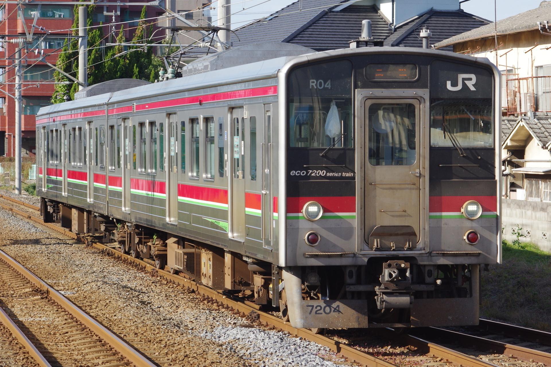 7200系 R04編成
