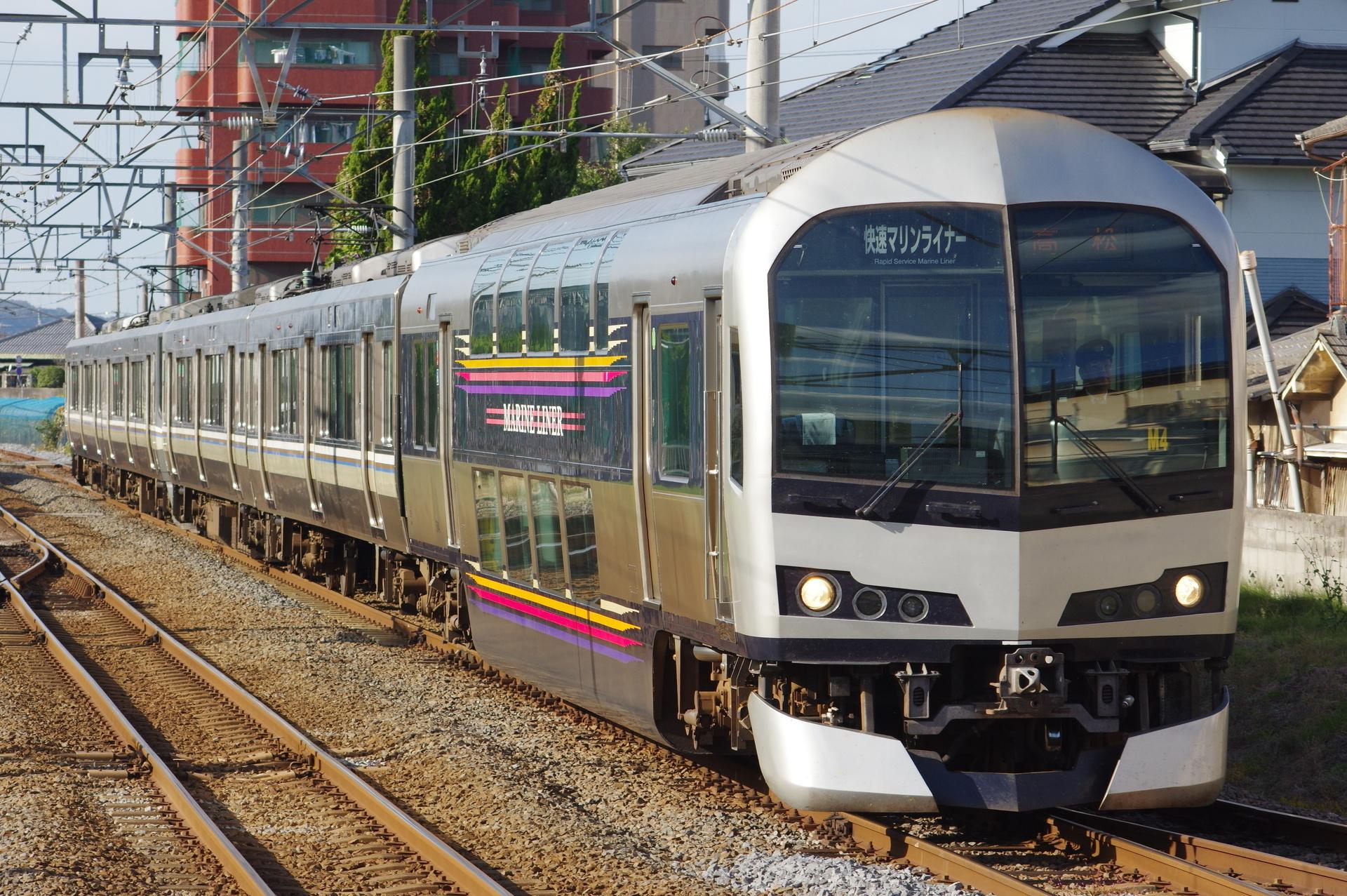 5000系 M4編成