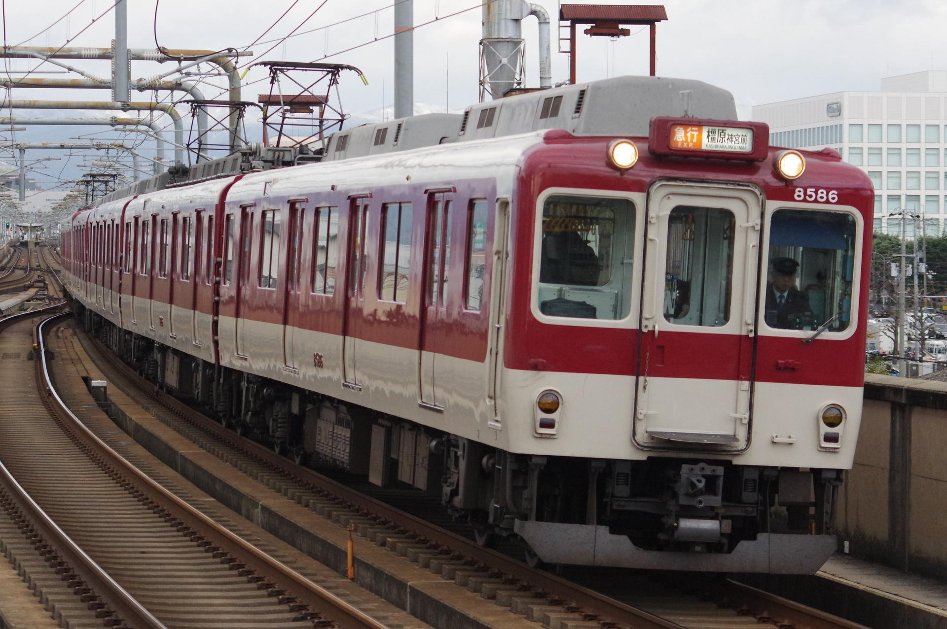 8000系L86