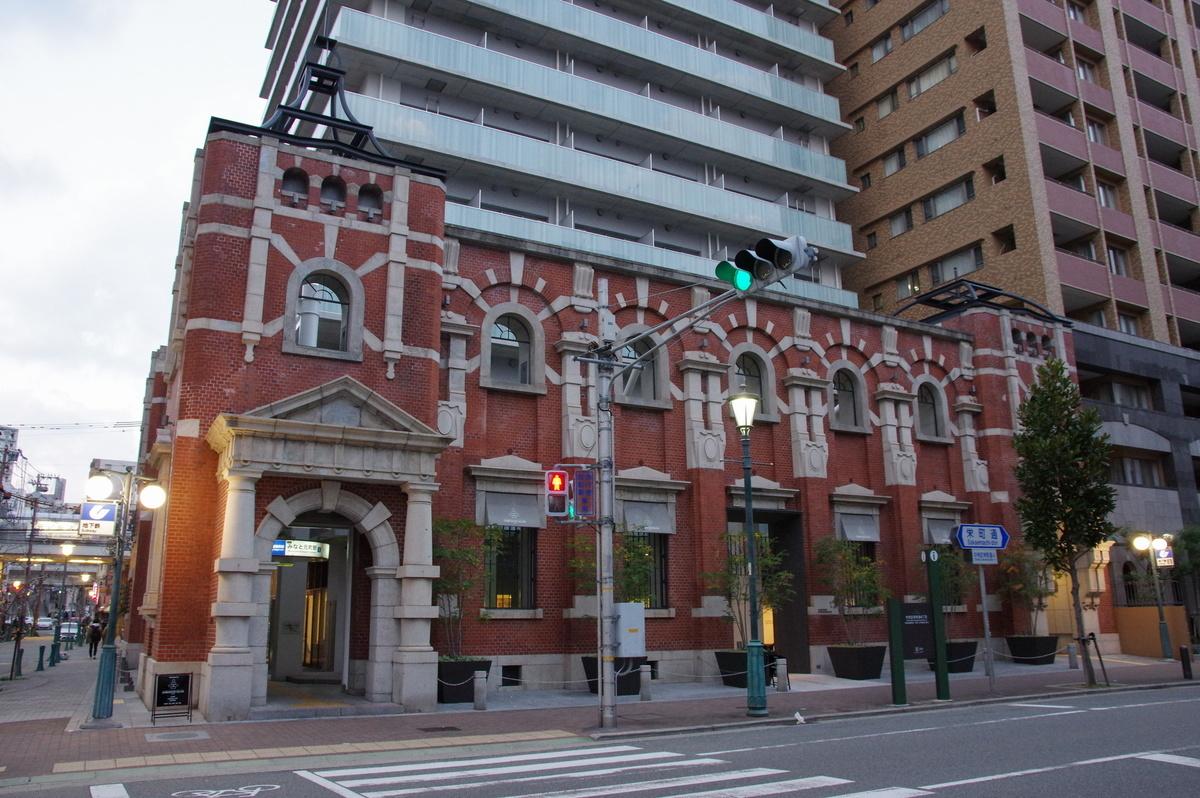 みなと元町駅 1番出口の駅舎