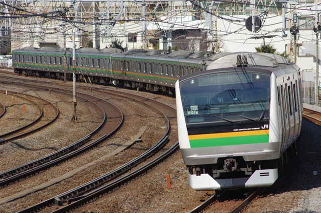 E233系3000番台E-01編成