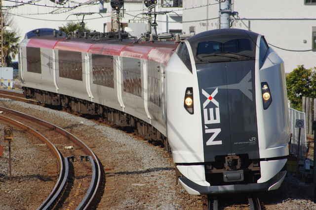E259系Ne022編成 成田エクスプレス20号