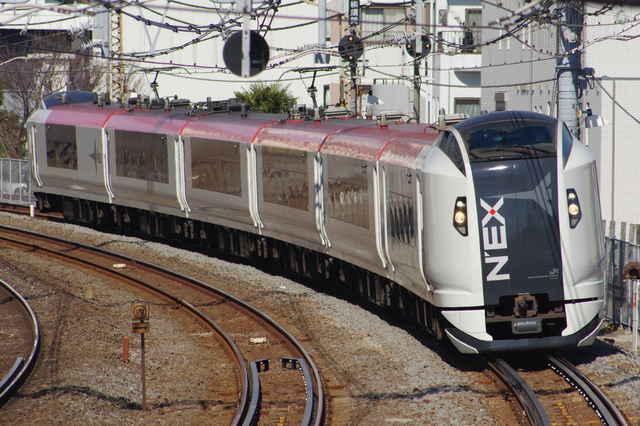E259系Ne001編成