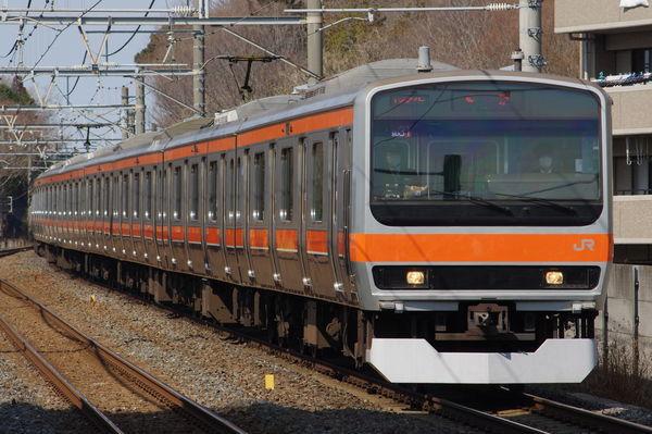 E231系MU31編成