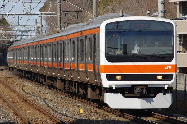 209系M84編成