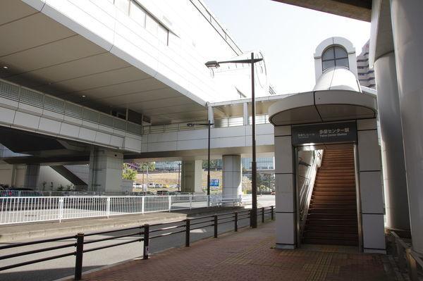 多摩センター駅の6番出口付近