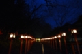 『京都新聞写真コンテスト 灯篭の導き』