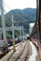 宇奈月駅ホームD40