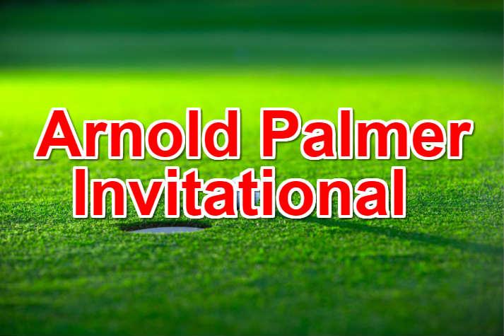 松山英樹 PGA アーノルド・パーマー・インビテーショナル