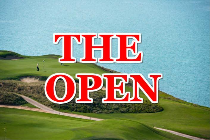 THE OPEN 全英オープンゴルフTOP