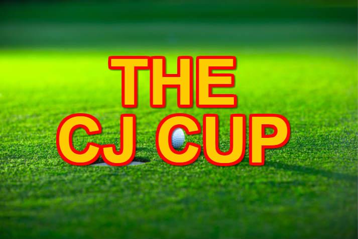 CJカップ 松山英樹 PGA 2018