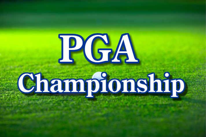 全米プロゴルフ選手権2019 松山英樹 トップ