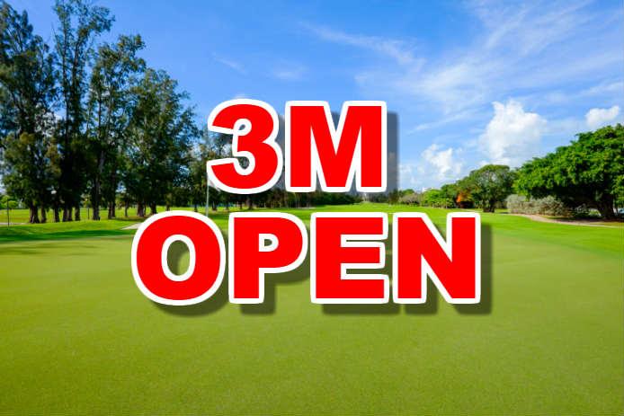3Mオープン2019 PGA 松山英樹 パワーランキング