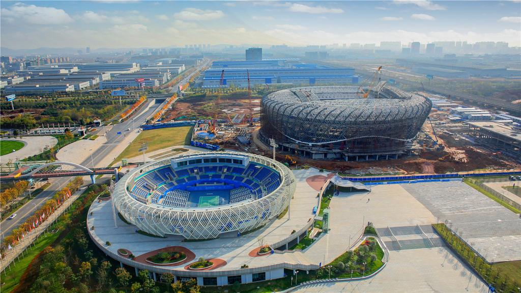 武漢オープン・テニス2018