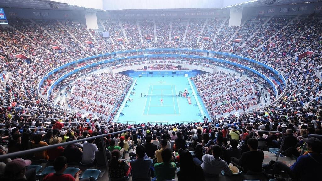 チャイナ オープン・テニス2018