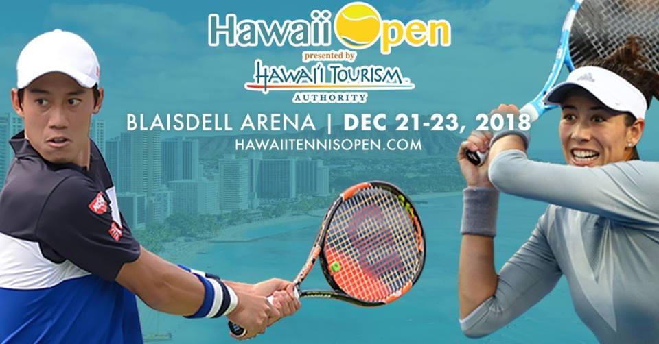ハワイオープンテニス2018錦織圭