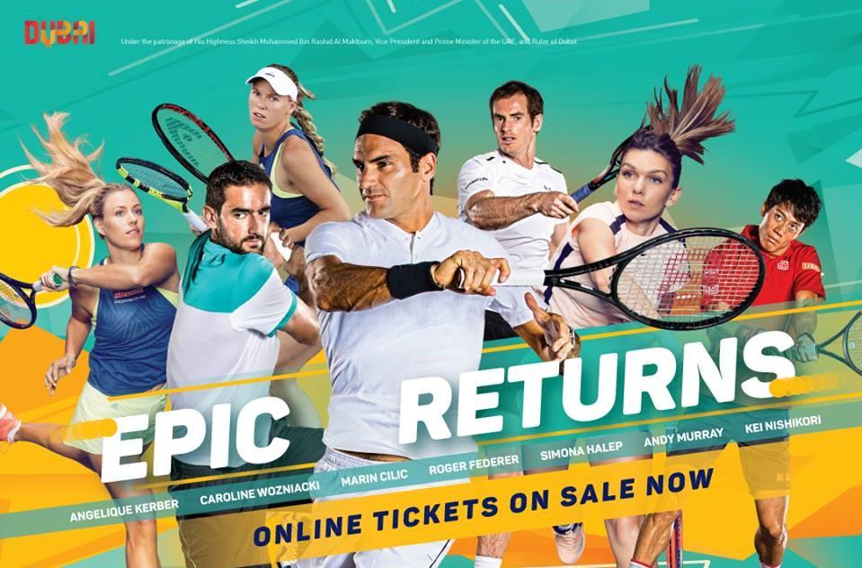 ドバイ・デューティーフリー・テニス選手権2019の錦織圭