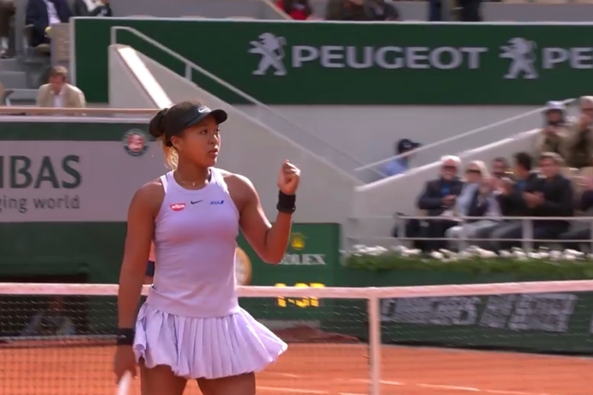 全仏オープンテニス(ローラン・ギャロス)2回戦