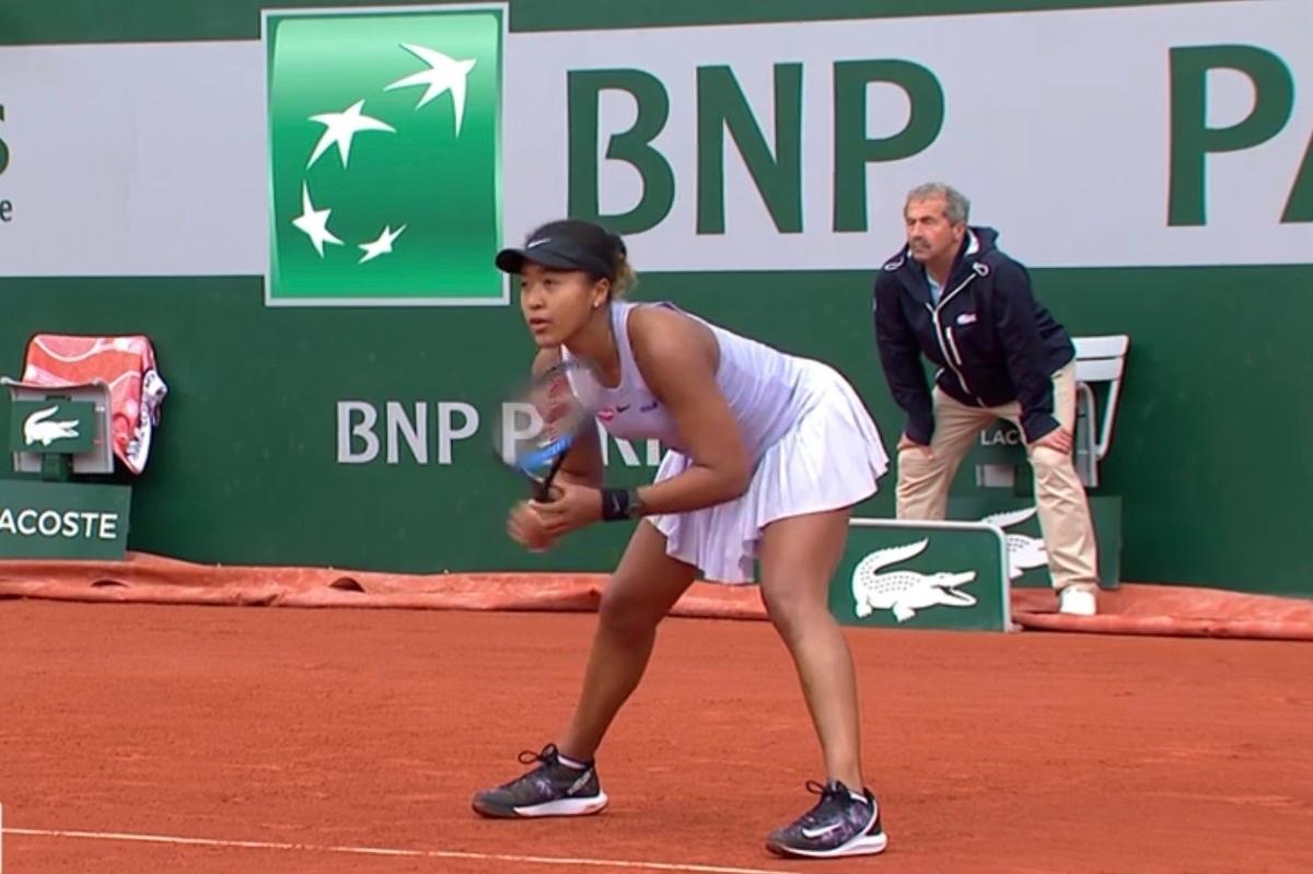 全仏オープンテニス(ローラン・ギャロス)3回戦
