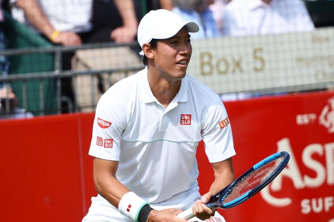 アスポール・テニス・クラシック2019、エキシビションマッチの錦織圭