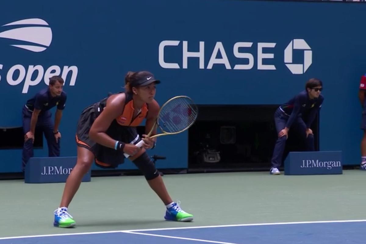 全米オープンテニスの2回戦・大坂なおみの試合予定・TV放送