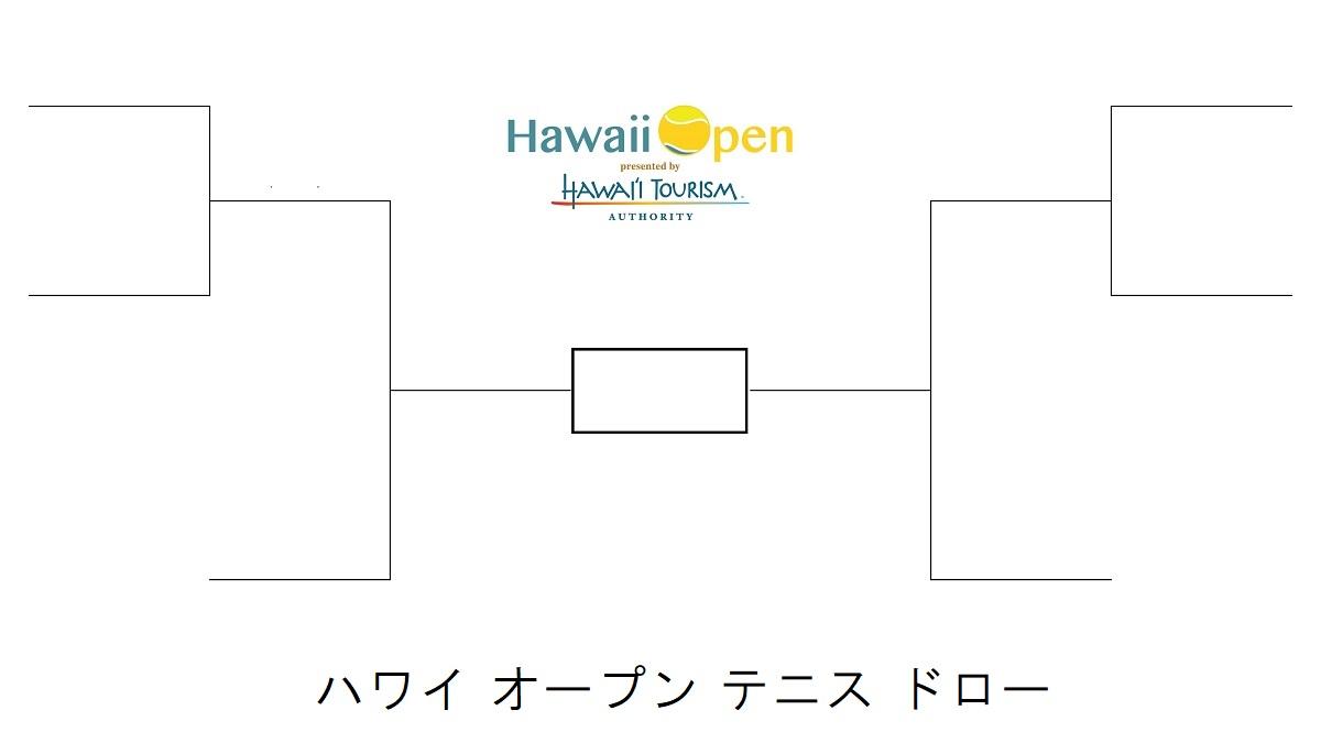ハワイオープンドロー
