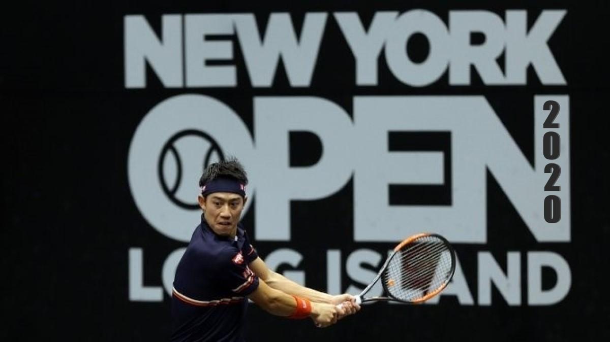 ニューヨークオープンテニス2020-錦織圭