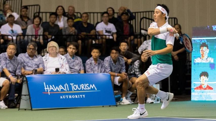 ハワイ・オープン・テニス2019の試合日程と放送予定