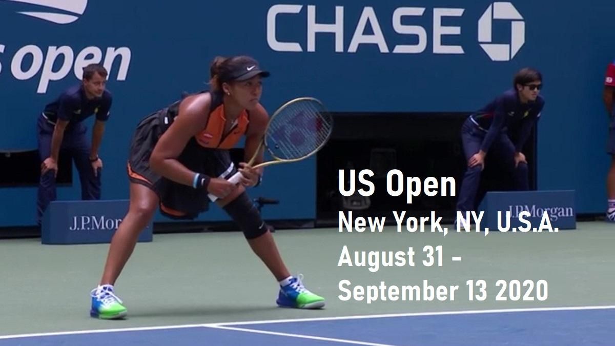 全米オープンテニス(USオープンテニス) 大坂なおみ
