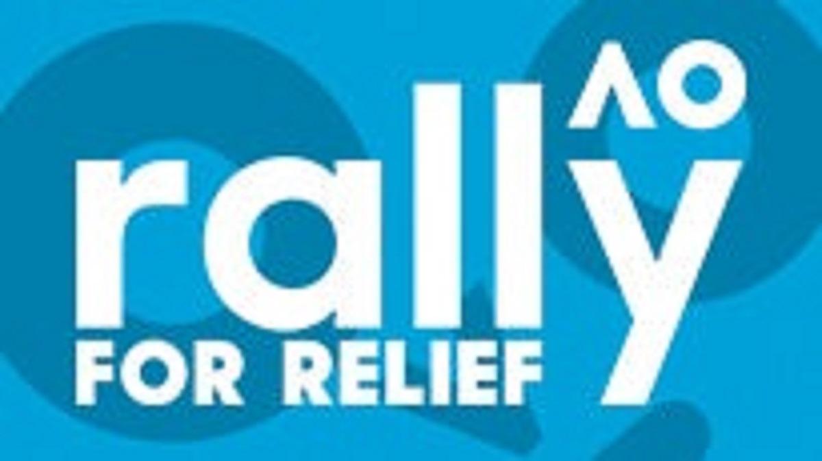 大坂なおみAO Rally for Relief チャリティーマッチ