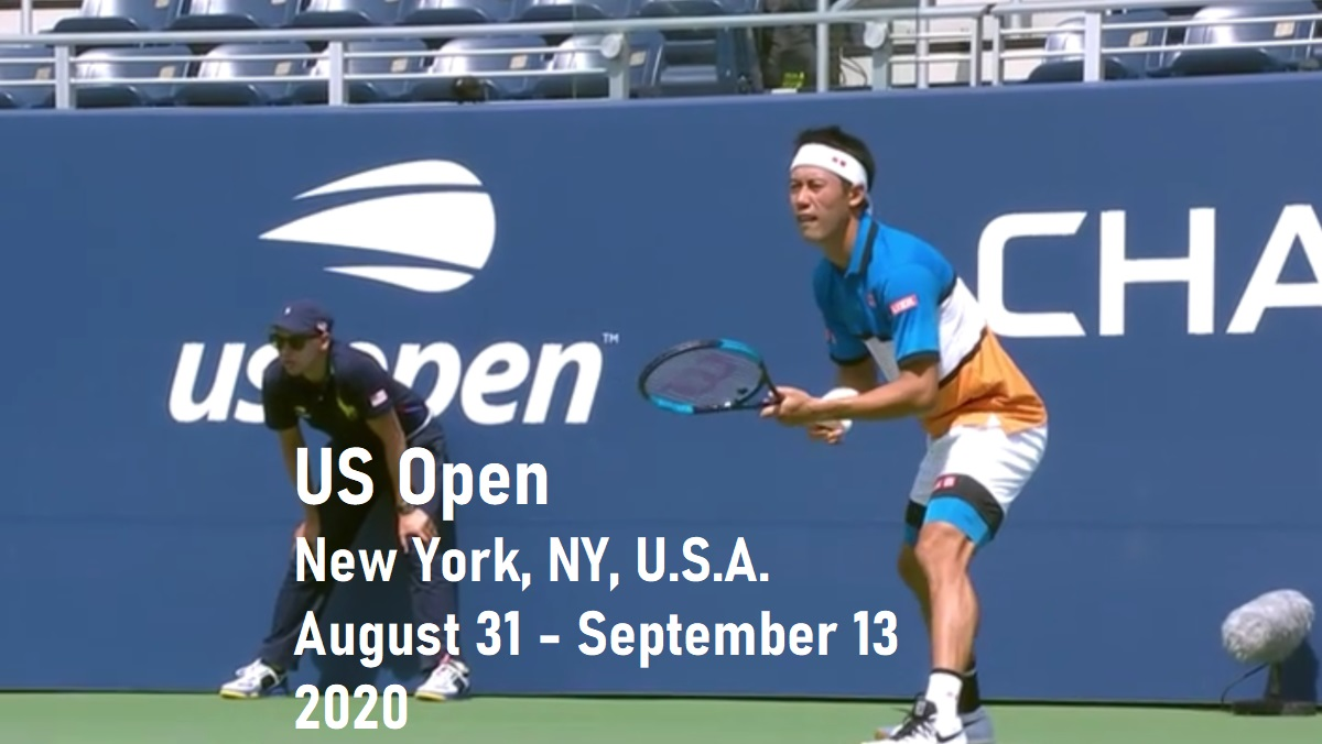 全米オープンテニス(USオープンテニス) 錦織圭