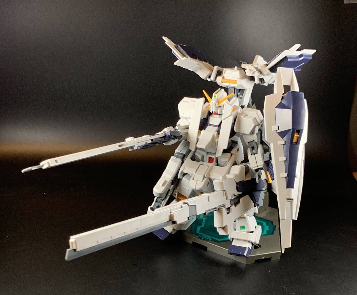HG ガンダムTR-1[ヘイズル・ラー第2形態] フロントビュー